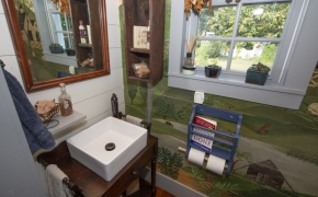 Magnolia Manor Half Bath