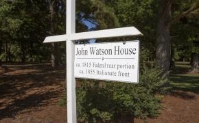Magnolia Manor- John Watson House