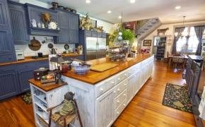 Magnolia Manor Kitchen
