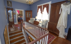 Magnolia Manor Stairway