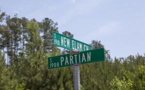 Partian & New Elam Church Road