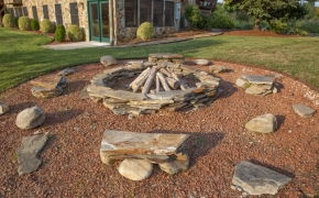 Guildford Horse Farm Firepit 2
