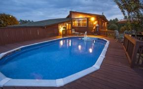 Guildford Horse Farm Pool