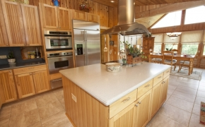 Guilford Horse Farm Kitchen Island 2