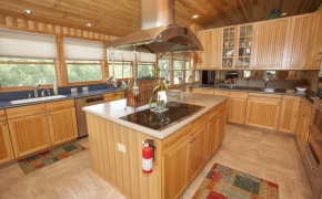 Guilford Horse Farm Kitchen Island