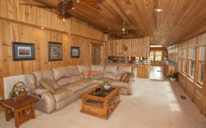 Guilford Horse Farm Living Room 3