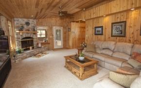 Guilford Horse Farm Living Room