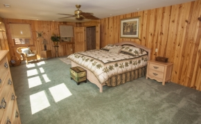 Guilford Horse Farm Mater Bedroom