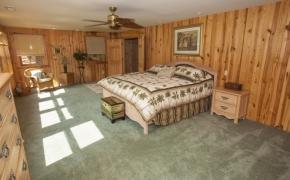 Guilford Horse Farm Mater Bedroom