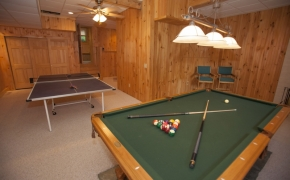 Guilford Horse Farm Pool Table