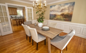 Pulley Town Road Dining Room