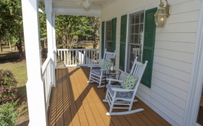 Pulley Town Road Porch