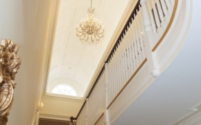 Plantation Style Homes & Stairs