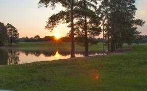 Pond Sunrise 2