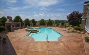 Southern Pantation Pool