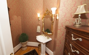 Southern Plantation Entry Bath