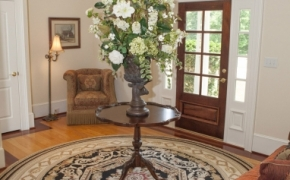 Southern Plantation Home Entry 1