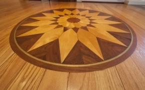 Southern Plantation Home Flooring