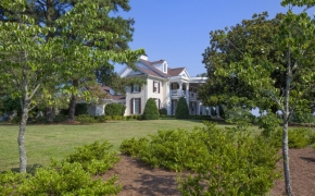 Southern Plantation Home in NC