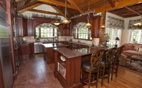 Southern Plantation Kitchen