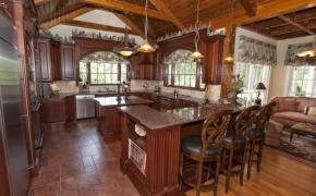 Southern Plantation Kitchen