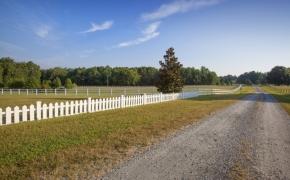 Sunrise Ridge Farm Entryway