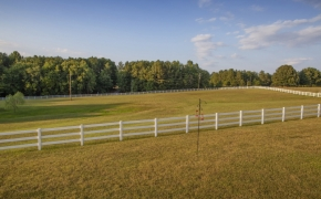 Sunrise Ridge Farm Side View