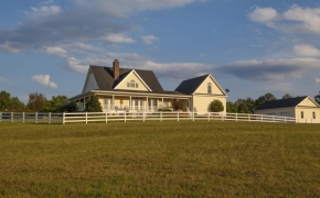 Sunrise Ridge Farm rear View 3