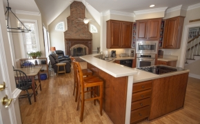 7306 Wiley Mangum Road Kitchen
