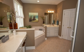 7306 Wiley Mangum Road Master Bath 2