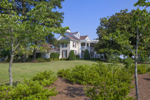 Southern Plantation Homes in NC
