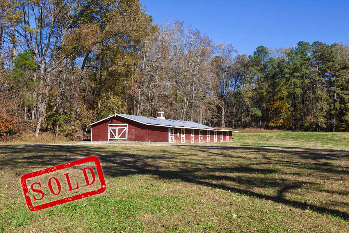 Horse Property For Sale Raleigh Nc