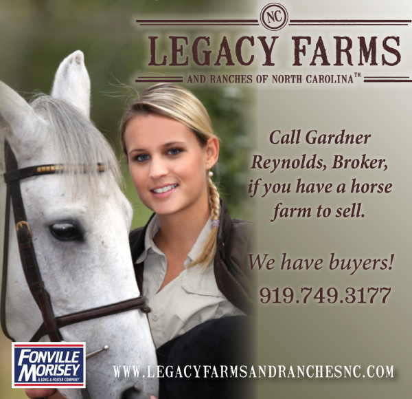 Horse Properties to Buy or for Sale in North Carolina