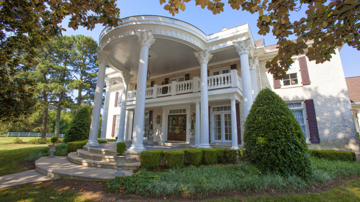 Plantations in NC and Southern Plantation Homes