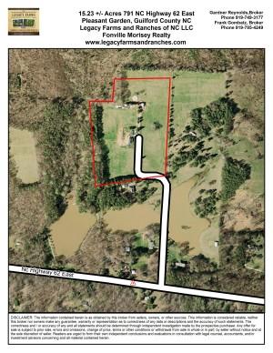Pleasant Garden, NC Horse Farm for Sale