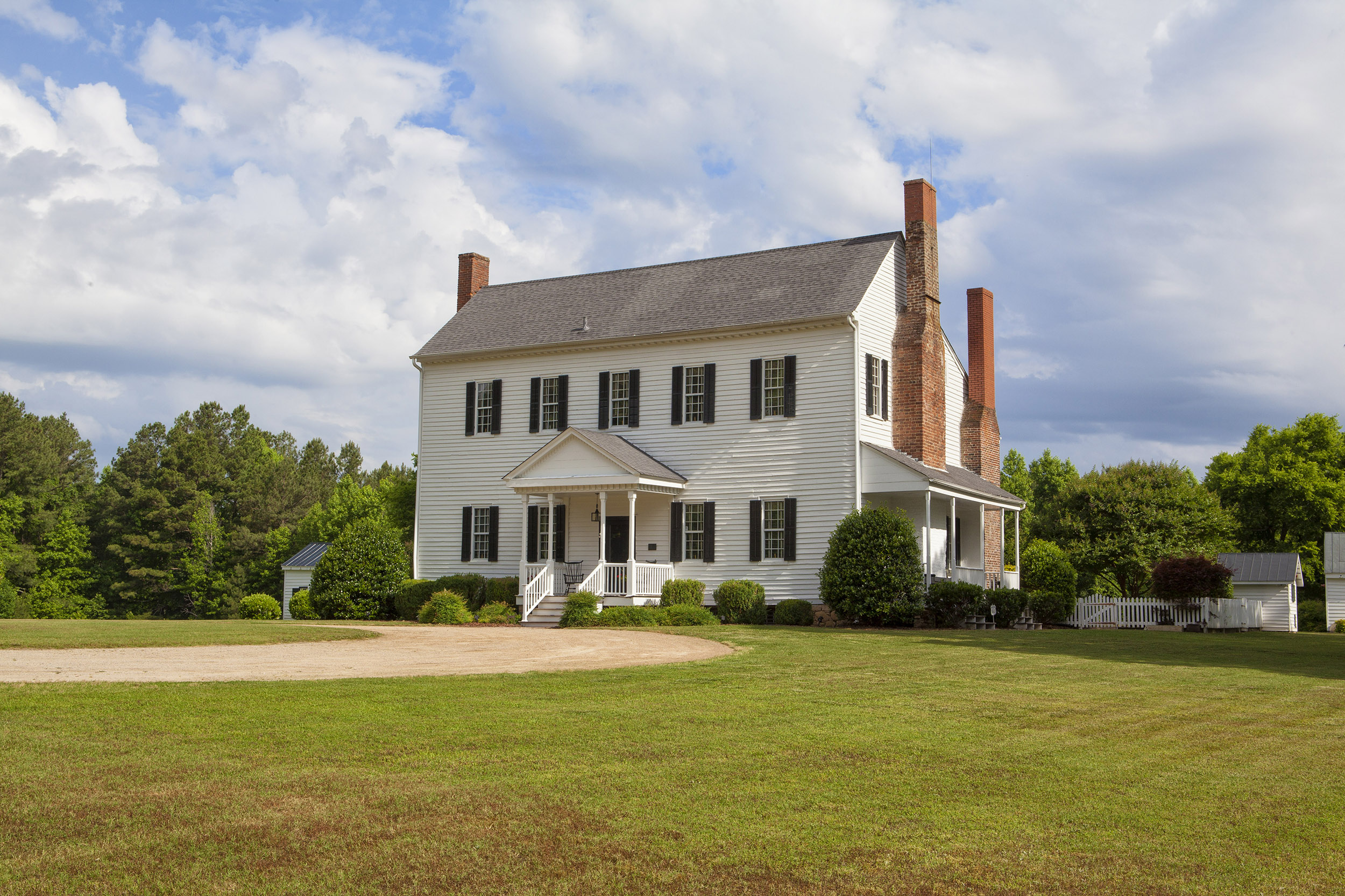 Historic Homes in North Carolina: Where to Start Your Search