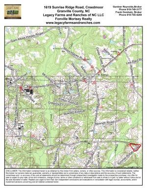 Granville-1619SunriseRidge-Directions
