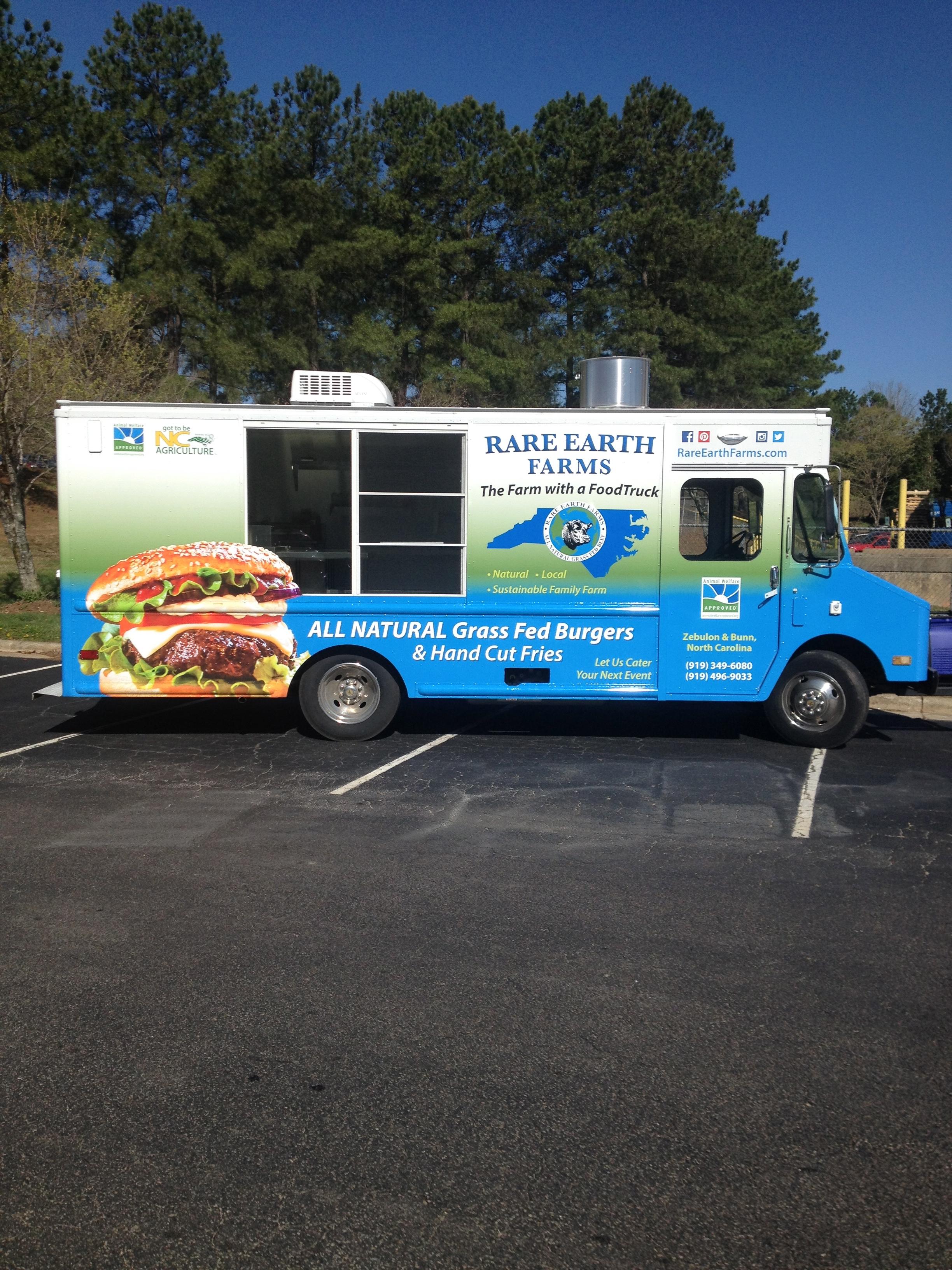 Rare Earth Food Truck