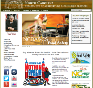NCDA-CS Web Site