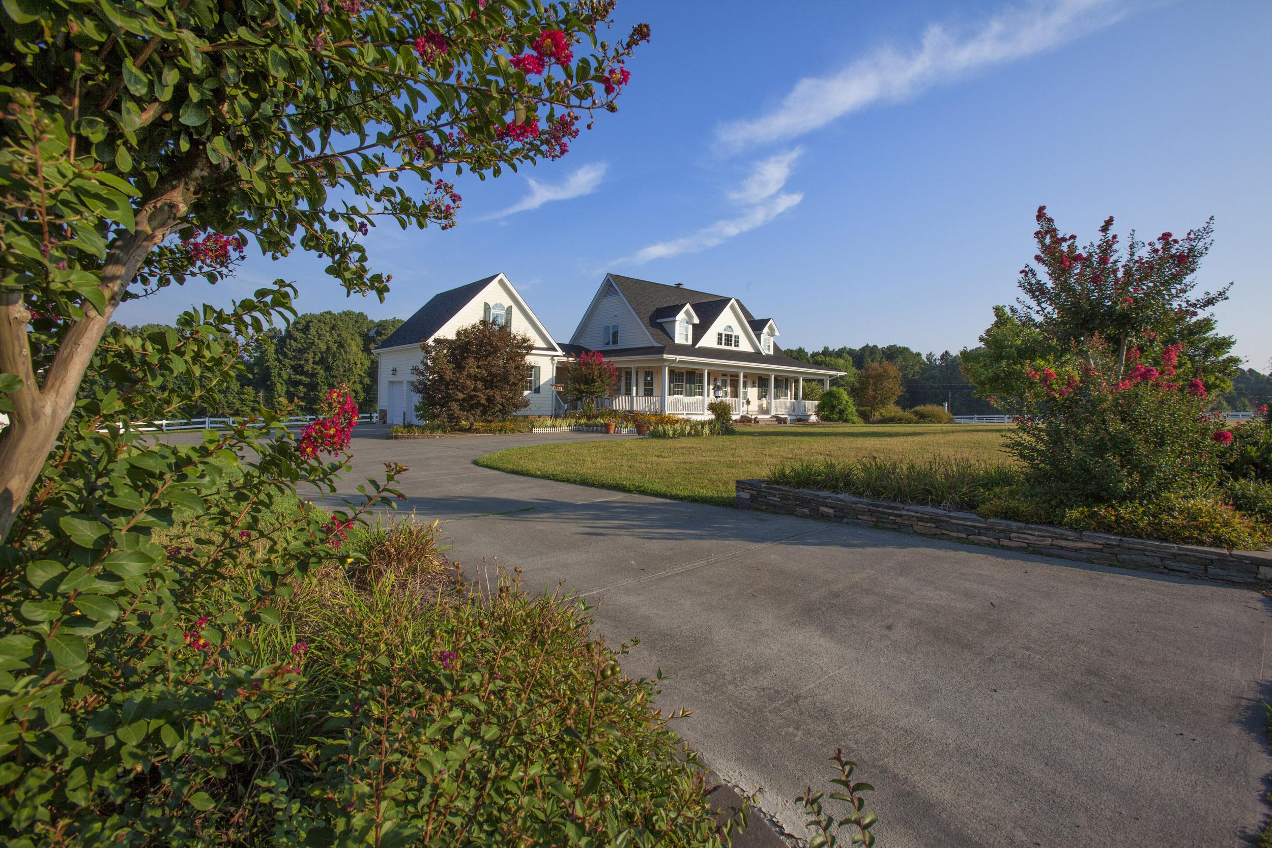 Creedmoor Land & Farms for Sale