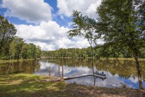 Deep River Farm in Chatham County NC