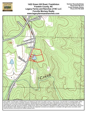 Franklin-1422GreenHillRd14Acres-Topo