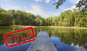 Franklinton NC Land and Pond Sale