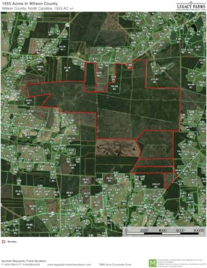 Wilson County Land for Sale