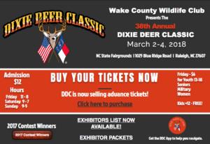 Dixie Deer Classic 2018