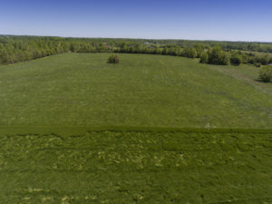 Chatham County NC Farm for Sale with Open Land and Pasture.