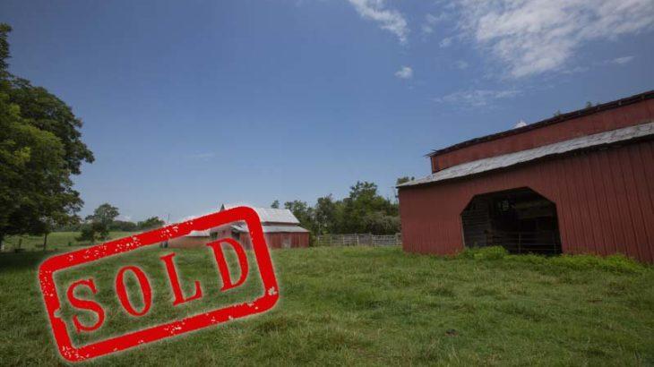 Arthur-Teague-Road Farm Sold