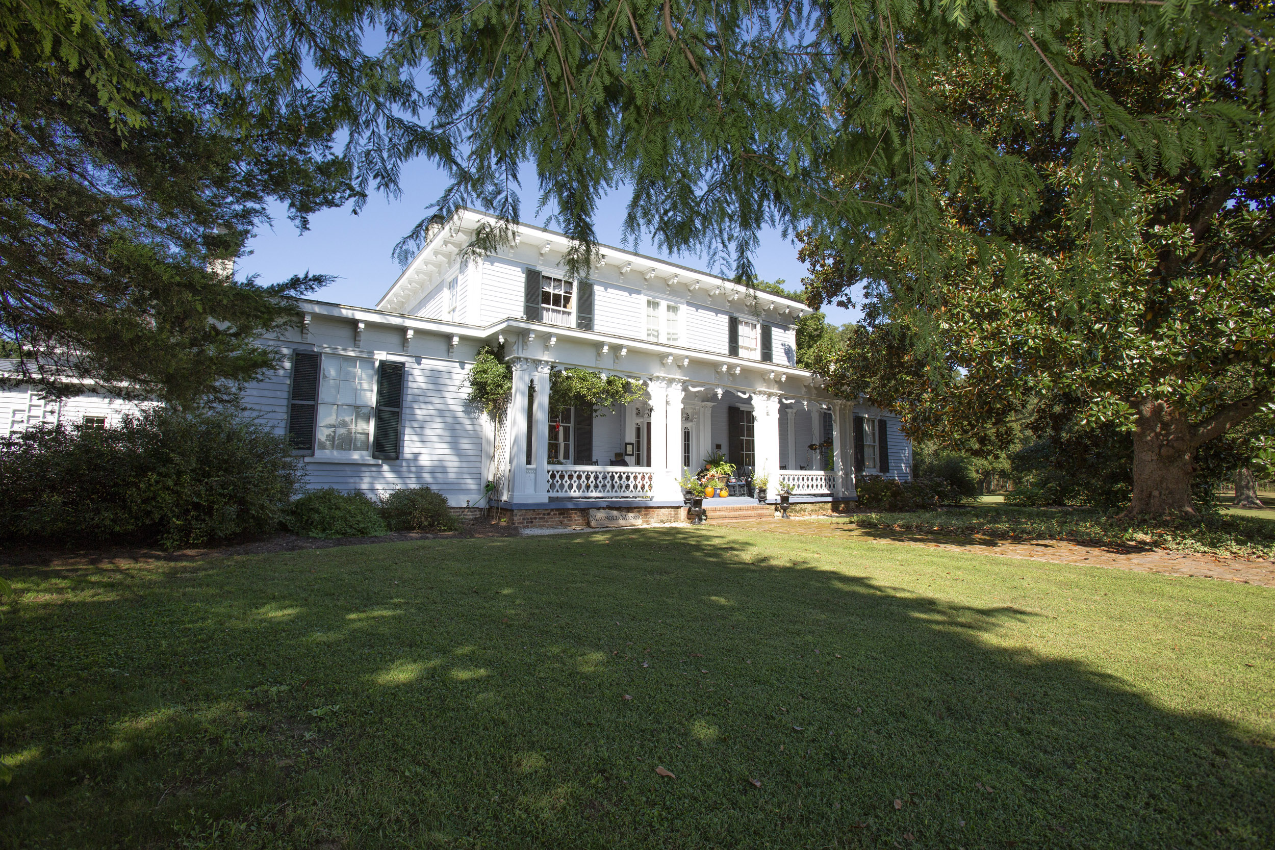 Magnolia Manor Plantation For Sale