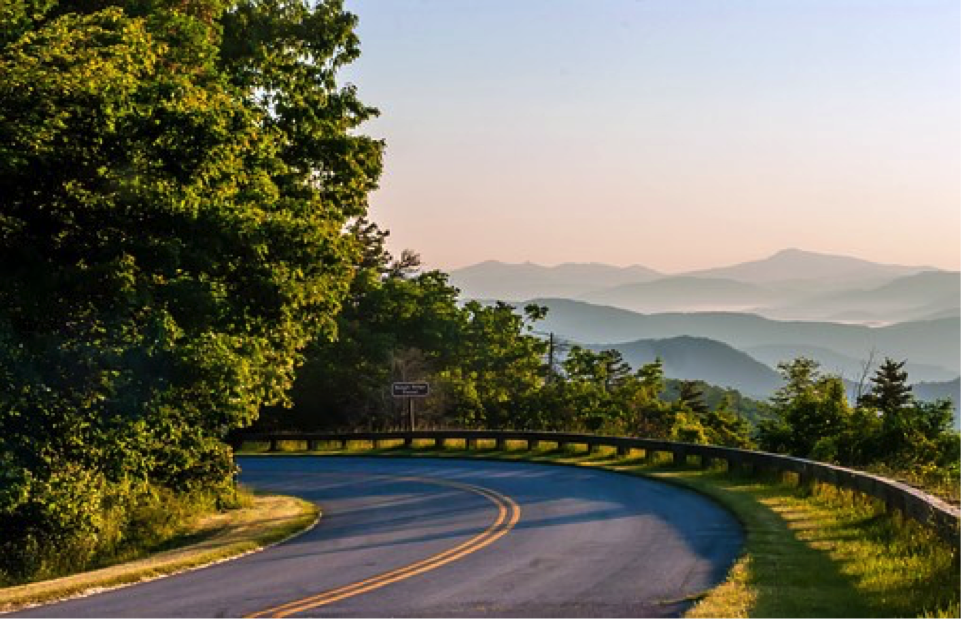 NC Blue Ridge Parkway