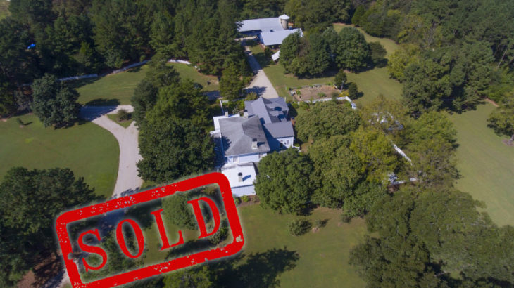 Magnolia-Manor Plantation Sold